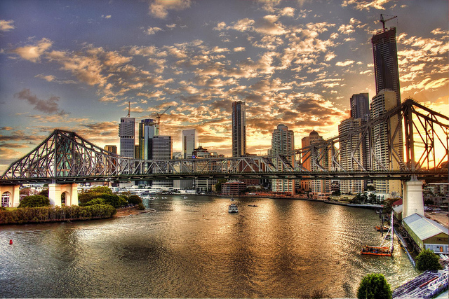 Brisbane The Best Of Queensland Along The River Ace