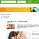 massage in austin
